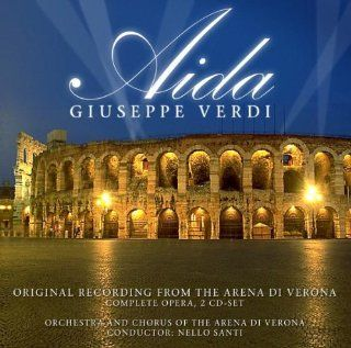 Aida: Orig. Rec. from the Arena di Verona: Musik