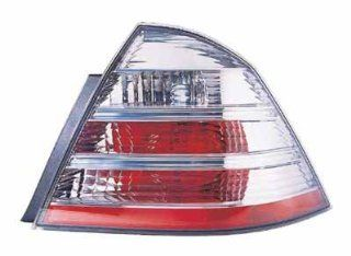 Tail Light Assembly for 2008 2009 Ford Taurus Right/Pasenger Side: Automotive