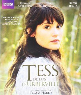 Tess of the D'Urbervilles [Blu ray]: Hans Matheson, Christopher Fairbank, Kenneth Cranham, Gemma Arterton, Eddie Redmayne, Ruth Jones, Ian Puleston Davies, Jo Woodcock, Steven Robertson, Hugh Skinner, David Blair, CategoryCultFilms, CategoryMiniSeries,