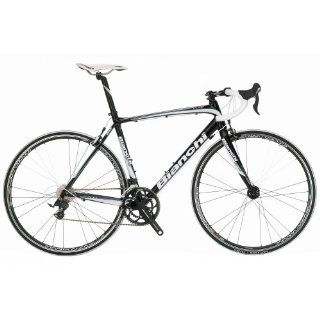 Bianchi Impulso Ultegra 10sp Compact black/white (2012) (Frame size: 59 cm) : Road Bicycles : Sports & Outdoors