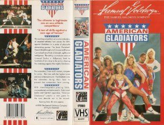 American Gladiators [VHS] [UK Import]: Mike Adamle, Todd Christensen, Larry Csonka, Lisa Malosky, Cathy Sassin, Erika Andersch, James Long (III), Lynn 'Red' Williams, Natalie Lennox, Shirley Eson, Ed Radcliffe, Tonya Knight, David Nelson (II), Vict