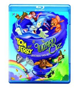 Tom and Jerry & The Wizard of Oz [Blu ray]: Grey Delisle, Laraine Newman, Kath Soucie, Todd Stashwick, Rob Paulsen, Michael Gough, Spike Brandt, Tony Cervone, Sam Register, Alan Burnett, Gene Grillo: Movies & TV