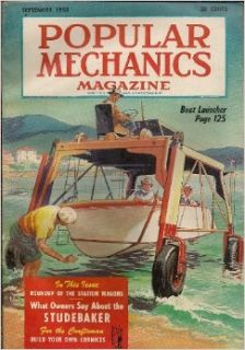 Popular Mechanics Magazine   September 1953 (Volume 100   Number 3): Jr. H. H. Windsor: Books