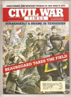 Civil war times Illustrated July/August 1992 Volume XXXII, Number 3: Robert H. Fowler: Books