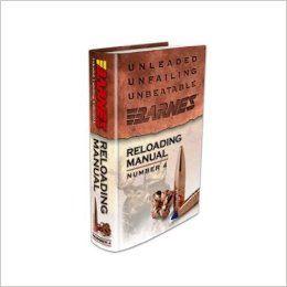 Barnes Bullets Reloading Manual Number 4 (0716876011087) Barnes Bullets Books
