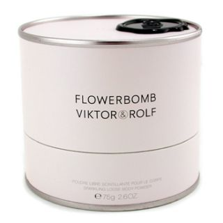 Flowerbomb Sparkling Loose Body Powder, 75g/2.6oz   Viktor & Rolf