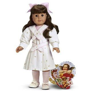 No Doll American Girl Samantha's Spring Party Dress: Toys & Games