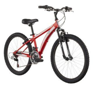 Diamondback 2013 Cobra Junior Mountain Bike with 24 Inch Wheels  (Red, 24 Inch/Boys): Sports & Outdoors