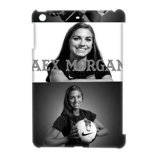 American Soccer Player Alex Morgan Hot Shell Case Cover for for Ipad Mini DPC 10385 (1): Cell Phones & Accessories
