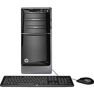 HP Pavilion p7 1446s Desktop PC, 8GB Ram, 1TB hard drive 7200RPM, Next Gen AMD Quad Core A10 5700 Accelerated 3.4GHz 4MB L2 Cache Processor, Beats Audio, Windows 8, Integrated Bluetooth 4.0 and Wireless LAN 802.11a/b/g/n: Computers & Accessories