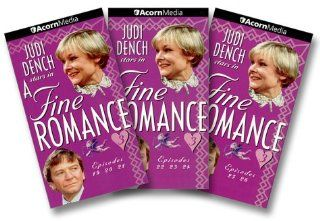 A Fine Romance (Episodes 19 26) [VHS]: Judi Dench, Michael Williams, Susan Penhaligon, Richard Warwick, Geoffrey Rose, Karl Howman, George Tovey, Michael Lees, Richard Pearson, Lally Bowers, Mary Maddox, Angela Curran, Graham Evans, Simon Cellan Jones: Mov