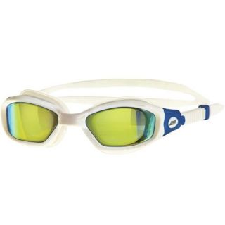 Zoggs Ultima Air Gold Mirror Goggles 2014