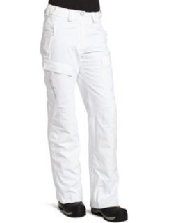 Salomon Women's Response II Pant, White, X Large: Clothing