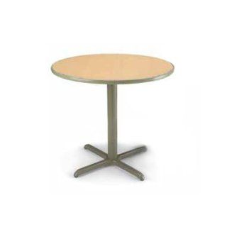 "Smith System 01507/01525 Round Cafe Table  48"" Round  29"" H   Dining Tables"