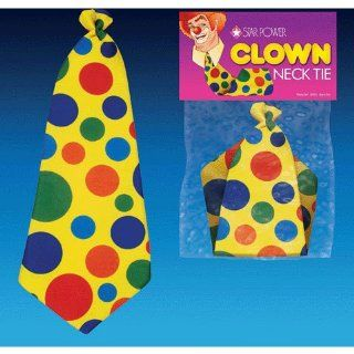 Long Clown Tie  asst. Colors : Everything Else