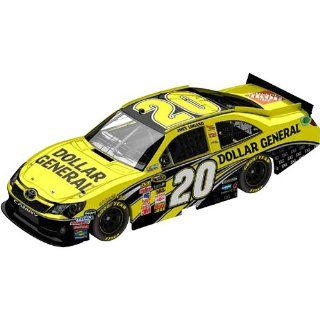 #20 Joey Logano 2012 Dollar General 1/64 NASCAR Diecast Pit Stop Car Toyota Camry Action Gold Series LNC   : Sports Related Merchandise : Sports & Outdoors