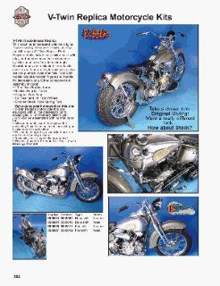 1941 Knucklehead Bobber Kit  Chrome: Automotive