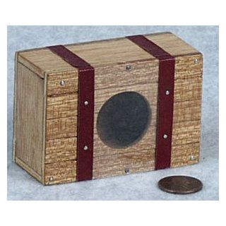 Wooden Mexican Dollar Bill Frustration Puzzle Box: Everything Else
