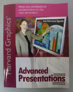 Harvard Graphics Advanced Presentations: Software