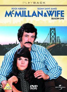 Mcmillan And Wife   Series 1 [DVD] Movies & TV