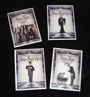 Addams Family Values   Original Movie Poster Cards   4 x 6: Everything Else
