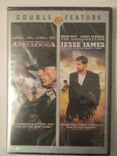 Appaloosa/The Assassination Of Jesse James By The Coward Robert Ford   Double Feature Dvd: Movies & TV