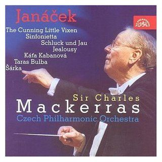 Janacek: The Cunning Little Vixen Suite: Music