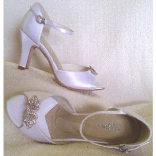 Angela Nuran Antique   Ivory   Size   7M: Shoes