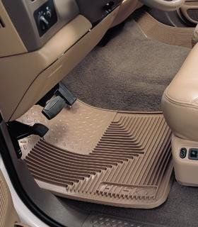 Husky Liner Floor Mats for 2003   2004 Toyota 4Runner: Automotive