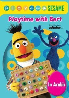 Play With Me Sesame   Playtime with Bert   Arabic: Steve Whitmire, Eric Jacobson, Fran Brill, John Tartaglia, Jocelyn Hassenfeld: Movies & TV