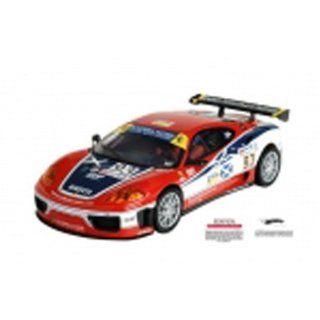 1/32 SCX Analog Slot Cars   Ferrari 360 2007   No. 93 (SCX62480) Toys & Games
