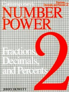 Contemporary's Number Power 2 Fractions, Decimals, and Percents: Jerry Howett: 9780809280100: Books