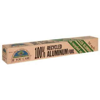 Reynolds Wrap Aluminum Foil from 100% Recycled Aluminum, 50 Square Feet (Pack of 5): Health & Personal Care