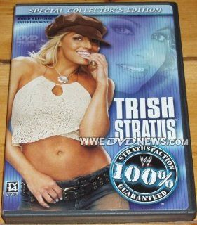 WWE: Trish Stratus   100% Stratusfaction Guaranteed (Special Collector's Edition): Trish Stratus, Vince McMahon, Lita, Test, Albert, Triple H, Stone Cold Stephanie McMahon: Movies & TV