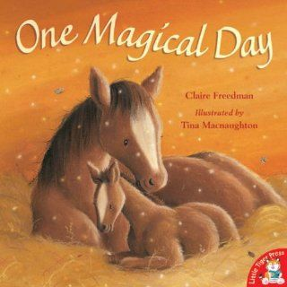 One Magical Day: Claire Freedman, Tina MacNaughton: 9781845064570: Books