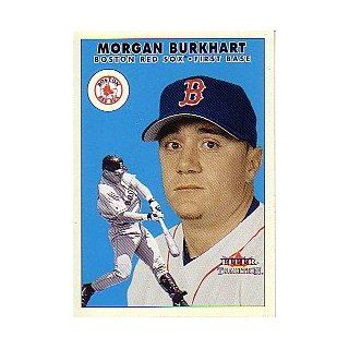 2000 Fleer Tradition Update #105 Morgan Burkhart RC: Sports Collectibles