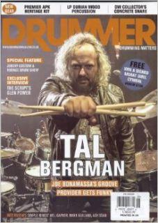 Drummer (#116) (June 2013) Nick Carter Books