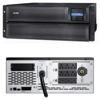 APC SMX3000LV / APC Smart UPS X 3000VA Rack/Tower LCD 100 127V: Computers & Accessories