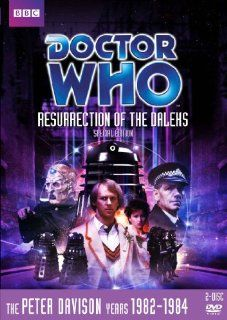 Doctor Who Resurrection Of The Daleks (Special Edition) (Story 134) Peter Davison, Janet Fielding, Mark Strickson, Terry Molloy, Maurice Colbourne, Matthew Robinson, John Nathan Turner, Eric Saward Movies & TV