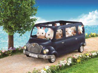 Silvania family Driving car Family Wagon V 02 Toys & Games