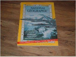 Vol. 128, No. 3, National Geographic Magazine, September 1965: United States Air Force, Power for Peace; Of Planes & Men; Man's Own Mountains, the Alps; Safe Landing on Sable, Isle of Shipwrecks; Asian Insects in Disguise; America's 6000 Mile W