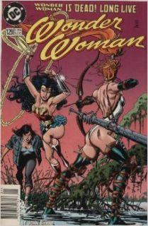 Wonder Woman Is Dead, Long Live Wonder Woman (#129 Jan. 1998) John Byrne Books