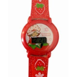 Strawberry Shortcake Digital Watch (Original Strawberry Shortcake Character Design) Watches