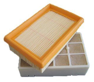 Air Filter Fits Stihl Back Pack Blower BR320, BR 340, BR 400, BR 420, 4203 141 0301 & 4203 120 1500, 4203 007 1028, Stens: 102 414, 102 412, Rotary 27 10963, 27 13159, Oregon 30 137, : Generator Replacement Parts : Patio, Lawn & Garden