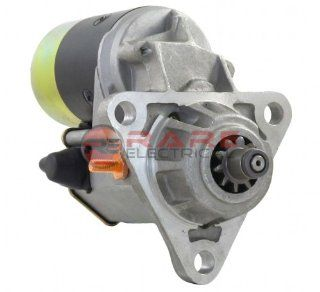 NEW CW STARTER MOTOR 1987 1993 CATERPILLAR INDUSTRIAL ENGINE 3208 DIESEL 0R4320 0R4320 OR4320 1430540 143 0540 8C5580 1280004970: Automotive