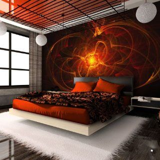 Non woven wallpaper ! From Germany ! Top ! Wallpaper mural ! Art Wall Mural Deco Wall ! 138, 9 Inch by 106, 3 Inch ! 100401 53   Wall Decor Stickers