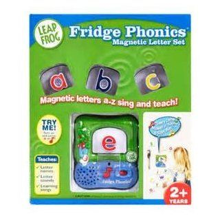 LeapFrog Fridge Phonics ~ Magnetic Alphabet Letters & Music ~: Toys & Games