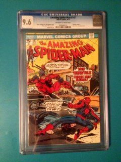 Amazing Spider Man #147 CGC Tarantula, Jackal & Gwen Stacy Clone Appearance 1975 Spiderman : Other Products : Everything Else