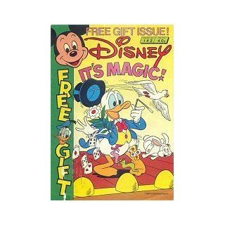 """Donald Duck Cover 1989 Disney Magazine (Comic Book) Printed & Sold In The United Kingdom Approx.8 1/4""""x11 3/4"""" Issue #142  Other Products"""