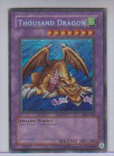 Thousand Dragon Holo Rare Yugioh MRD 143: Sports Collectibles